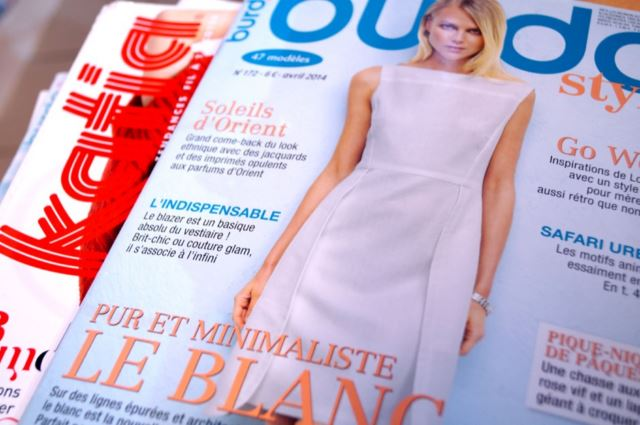 Livres Magazines Revues Tricot Broderie