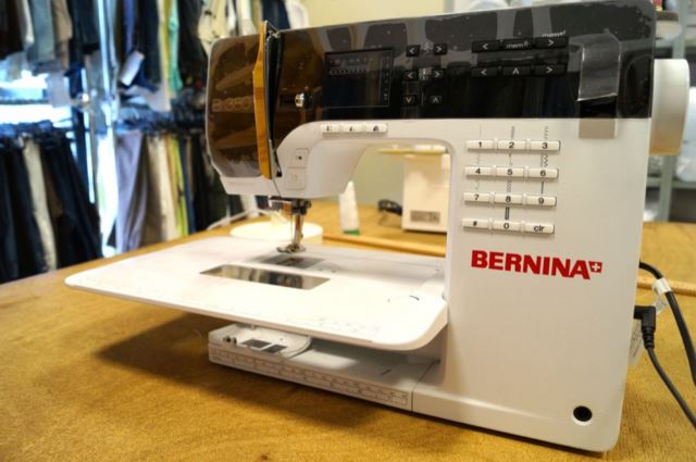Vente Réparation Formation Machine à coudre Bernina