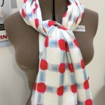 Foulard multiposition atelier couture
